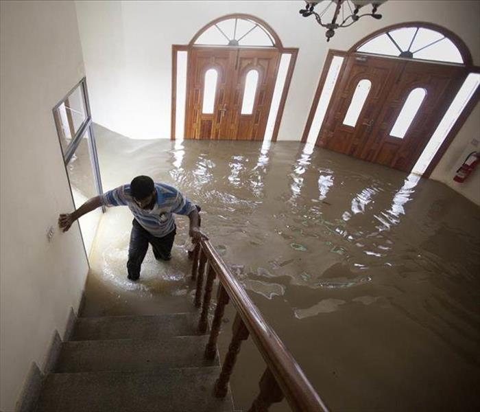 Water Damage What Would you do if your House Floods?